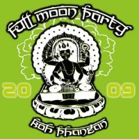 Compilation: Fullmoon Party Koh Phangan 2009 (2CDs)