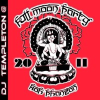 Compilation: Fullmoon Party Koh Phangan 2011 (2CDs)