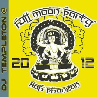 Compilation: Fullmoon Party Koh Phangan 2012