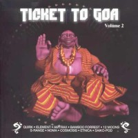 Compilation: Ticket To Goa Volume 2 (2CDs)