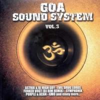 Compilation: Goa Sound System - Volume 3 (2CDs)