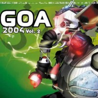 Compilation: Goa 2004 Vol. 2 (2CDs)