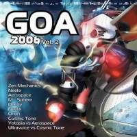 Compilation: Goa 2006 - Volume 2 (2CDs)