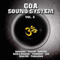 Compilation: Goa Sound System - Volume 6 (2CDs)
