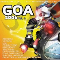 Compilation: Goa 2006 - Volume 4 (2CDs)