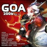 Goa 2006 - Volume 5 (2CDs)