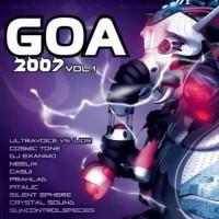 Compilation: Goa 2007 - Volume 1 (2CDs)