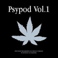 Compilation: Psypod Vol 1 (2CDs) - Compiled by Montagu and Golkonda