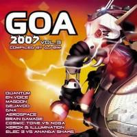 Compilation: Goa 2007 Vol.3 (2CDs)