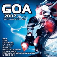 Compilation: Goa 2007 Vol.4 (2CDs)