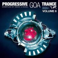 Compilation: Progressive Goa Trance - Volume 6 (2CDs)
