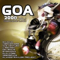 Compilation: Goa 2008 Volume 1 (2CDs)