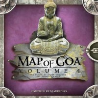 Compilation: Map Of Goa - Volume 4 (2CDs)