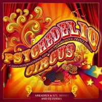 Compilation: Psychedelic Circus (2CDs)