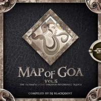 Compilation: Map Of Goa - Volume 5 (2CDs)