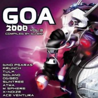 Compilation: Goa 2008 Volume 3 (2CDs)