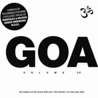 Compilation: Goa - Volume 28 (2CDs)
