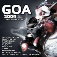 Compilation: Goa 2009 - Volume 1 (2CDs)