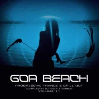 Compilation: Goa Beach - Volume 11 (2CDs)