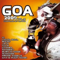 Compilation: Goa 2009 - Volume 2 (2CDs)