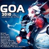 Compilation: Goa 2010 - Volume 1 (2CDs)