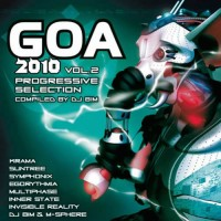 Compilation: Goa 2010 - Volume 2 (2CDs)
