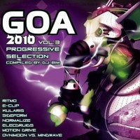 Compilation: Goa 2010 - Volume 3 (2CDs)