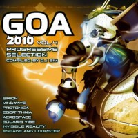 Compilation: Goa 2010 - Volume 4 (2CDs)