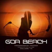 Compilation: Goa Beach - Volume 14 (2CDs)