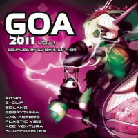 Compilation: Goa 2011- Volume 1 (2CDs)
