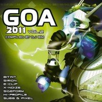 Compilation: Goa 2011- Volume 2 (2CDs)