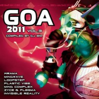 Compilation: Goa 2011- Volume 3 (2CDs)