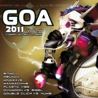 Compilation: Goa 2011 - Volume 4 (2CDs)
