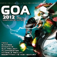 Compilation: Goa 2012 - Volume 1 (2CDs)