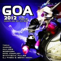 Compilation: Goa 2012 - Volume 2 (2CDs)