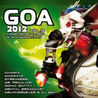 Compilation: Goa 2012 - Volume 3 (2CDs)
