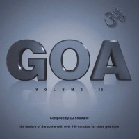Compilation: Goa - Volume 43 (2CD)