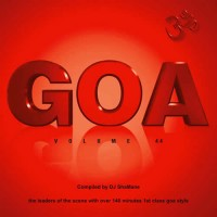 Compilation: Goa - Volume 44 (2CDs)