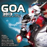 Compilation: Goa 2013 - Volume 1 (2CDs)