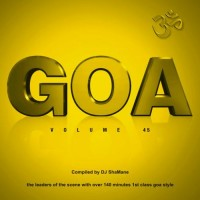 Compilation: Goa - Volume 45 (2CDs)