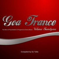 Compilation: Goa Trance - Volume 21 (2CDs)