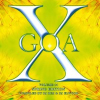 Compilation: Goa X - Volume 14 (2CDs)