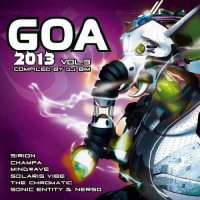 Compilation: Goa 2013 - Volume 3 (2CDs)