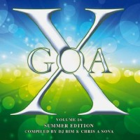 Compilation: Goa X - Volume 16 (2CD)