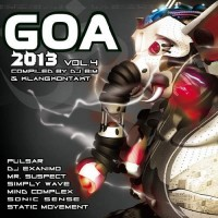 Compilation: Goa 2013 - Volume 4 (2CDs)