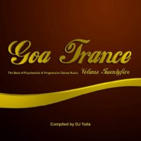 Compilation: Goa Trance - Volume 25 (2CDs)