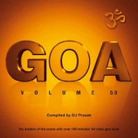 Compilation: Goa - Volume 50 (2CDs)