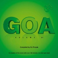 Compilation: Goa - Volume 51 (2CDs)