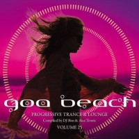 Compilation: Goa Beach - Volume 25 (2CDs)