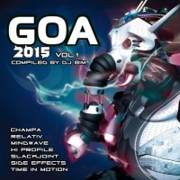Compilation: Goa 2015 - Volume 1 (2CDs)